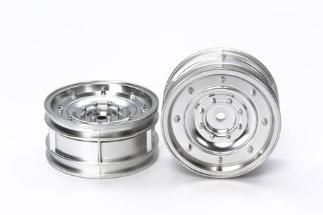 Rc Matte Plated Dish Wheels