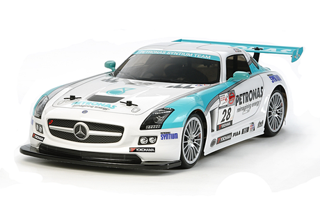 Rc Mercedes-Benz Sls Amg Gt3