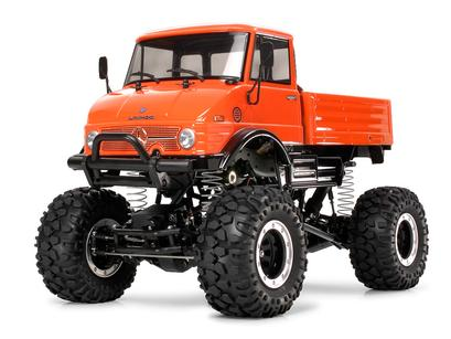 Rc Mercedes-Benz Unimog 406