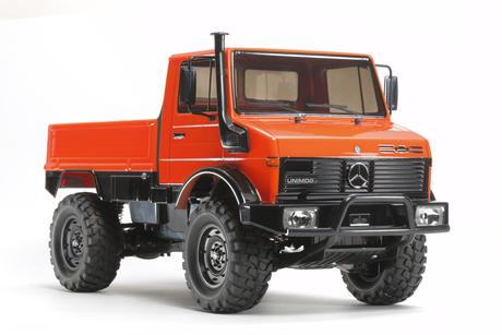 Rc Mercedes-Benz Unimog 425