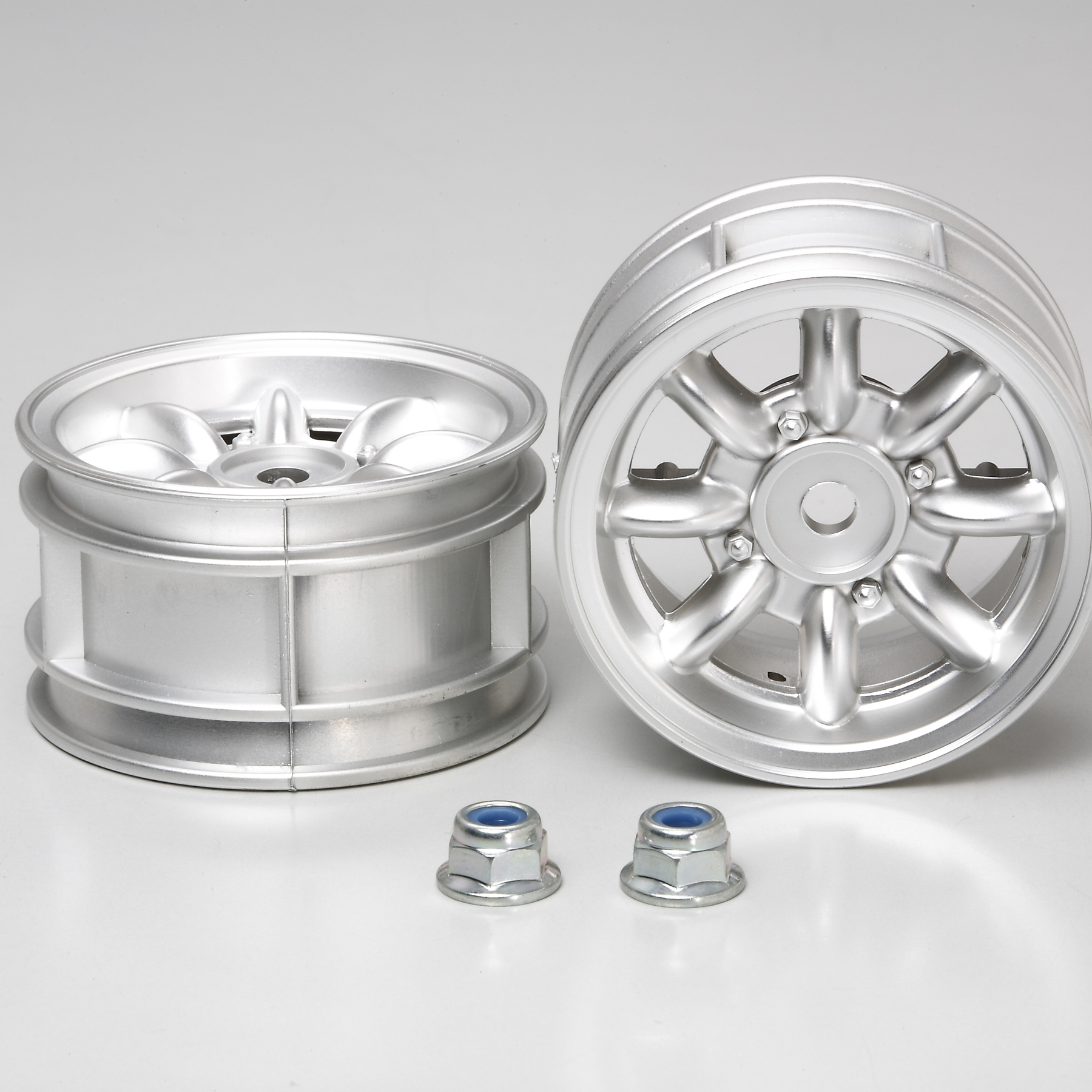 Rc Mini Cooper Chrome Wheel