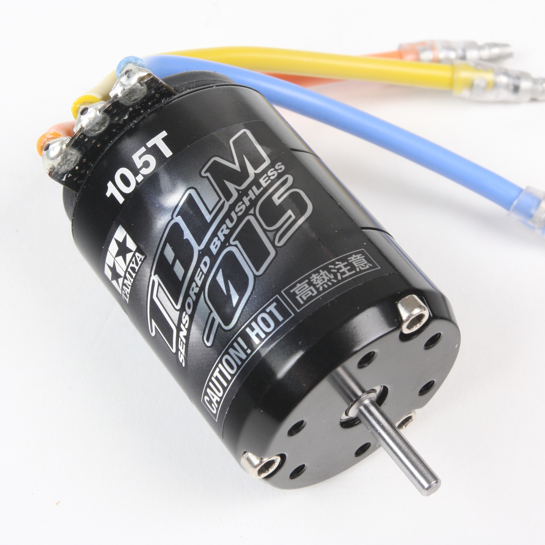 Rc Motor 10.5T Brushless 540