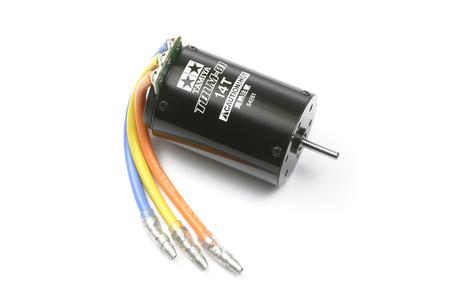 Rc Motor 14T Brushless 540