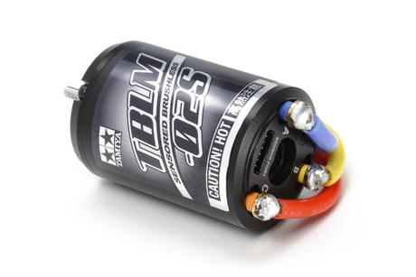 Rc Motor 15.5T Brushless 540