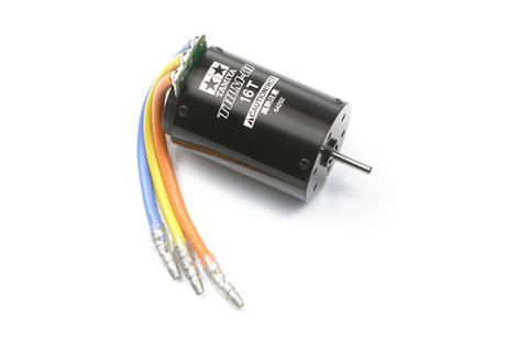 Rc Motor 16T Brushless 540