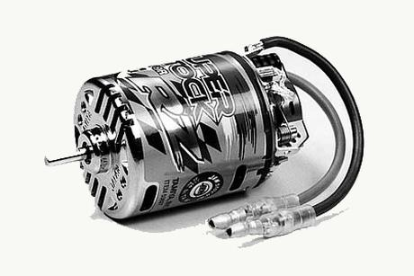 Rc Motor 23T Brushed 540