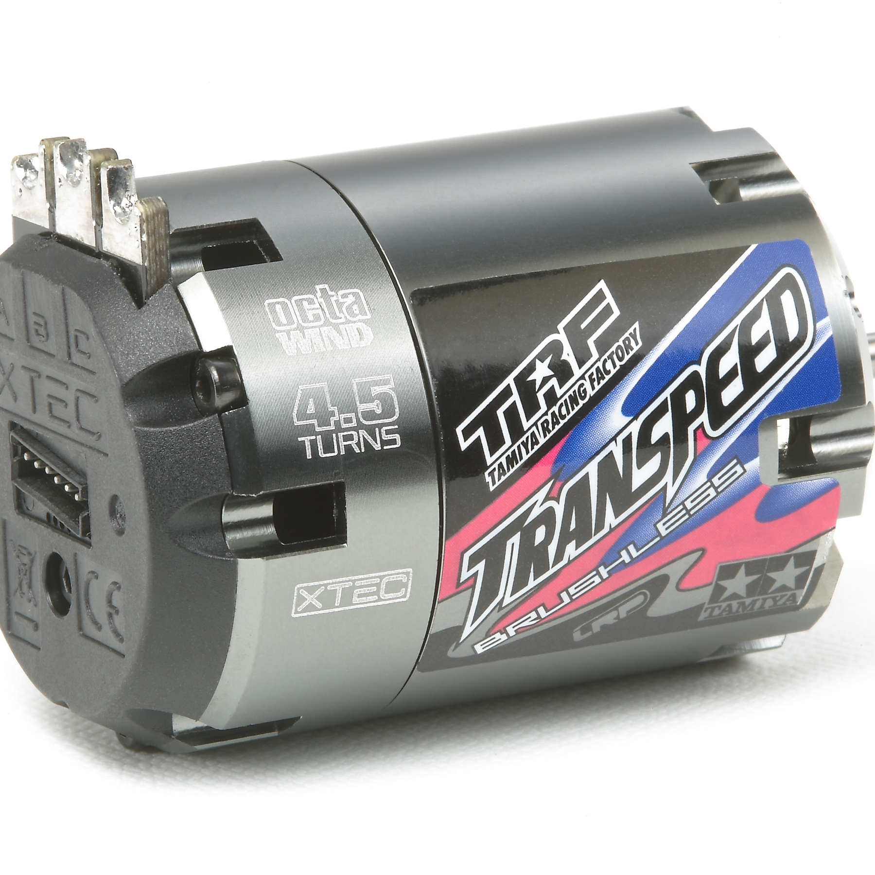 Rc Motor 4.5T Brushless 540