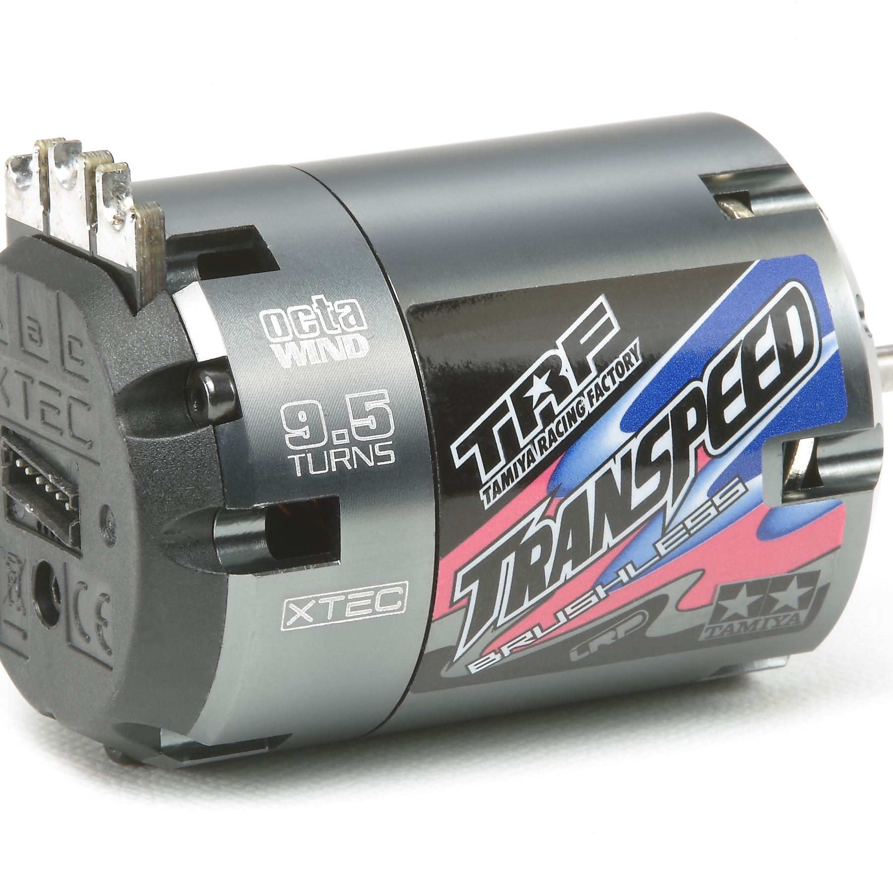 Rc Motor 9.5T Brushless 540
