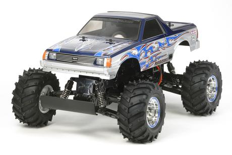 Rc Mud Blaster Ii