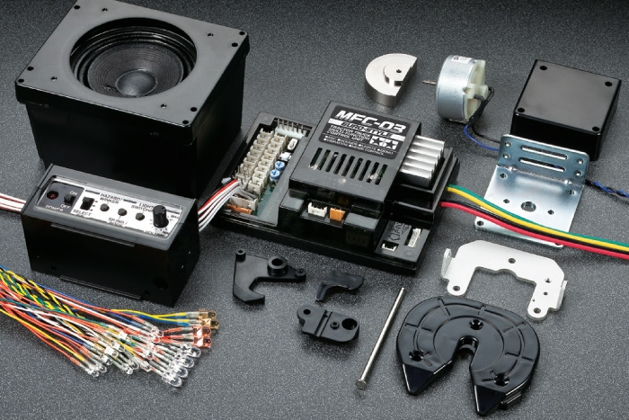 Rc Multi Function Control Unit