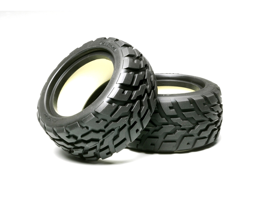 Rc Ndf01 V-Tread Block Tires