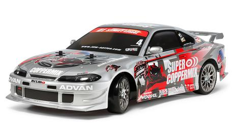 Rc Nismo Coppermix Silvia