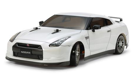 Rc Nissan Gt-R Drift Spec