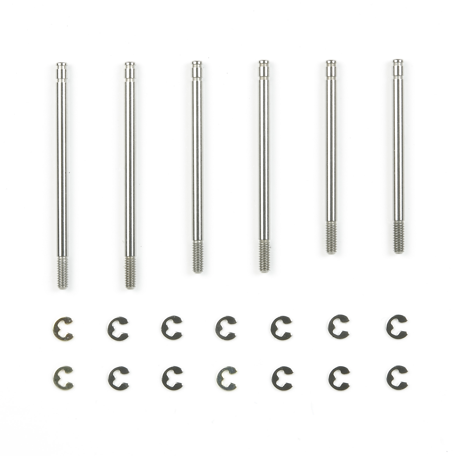 Rc Oil Filled Damper Shaft Set