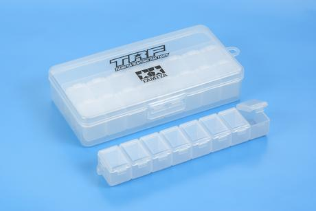 Rc Parts Storage Case