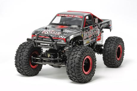 Rc Rock Socker Truck