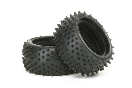Rc Rr Square Spike Tire Set