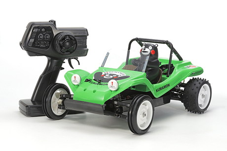 Rc Rtr Buggy Kumamon Version