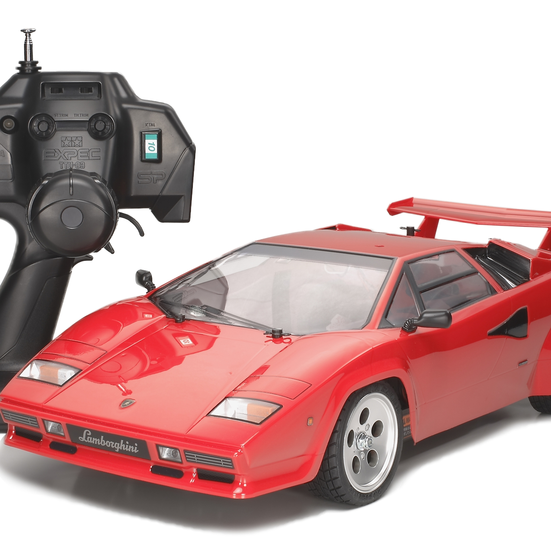 Rc Rtr Countach Lp500S