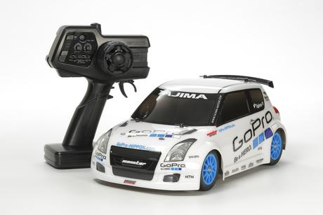 Rc Rtr Gopro Monster S.S Swift