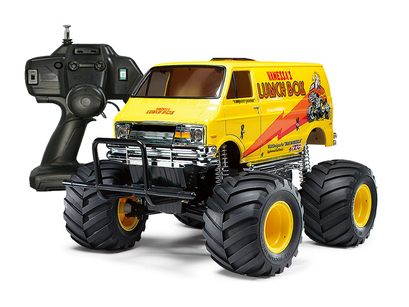 Rc Rtr Lunch Box