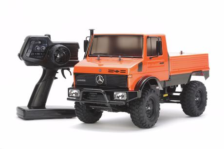 Rc Rtr Mercedes-Benz Unimog