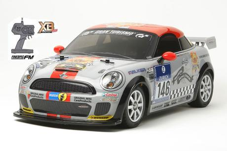 Rc Rtr Mini Jcw Coupe