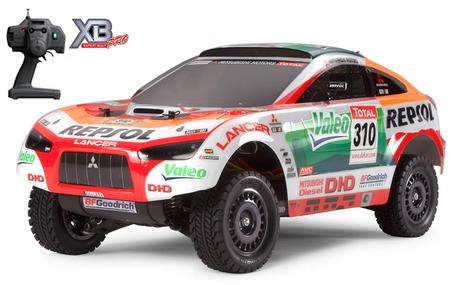 Rc Rtr Mitsubishi Racing
