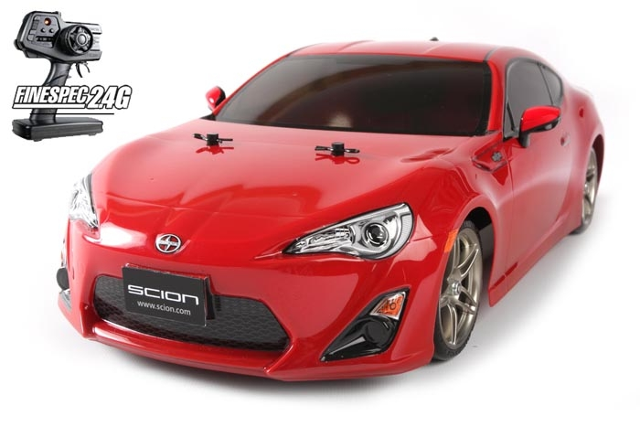 Rc Rtr Scion Fr-S