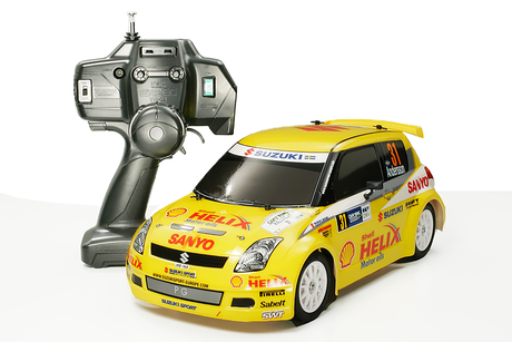 Rc Rtr Suzuki Swift Super 1600