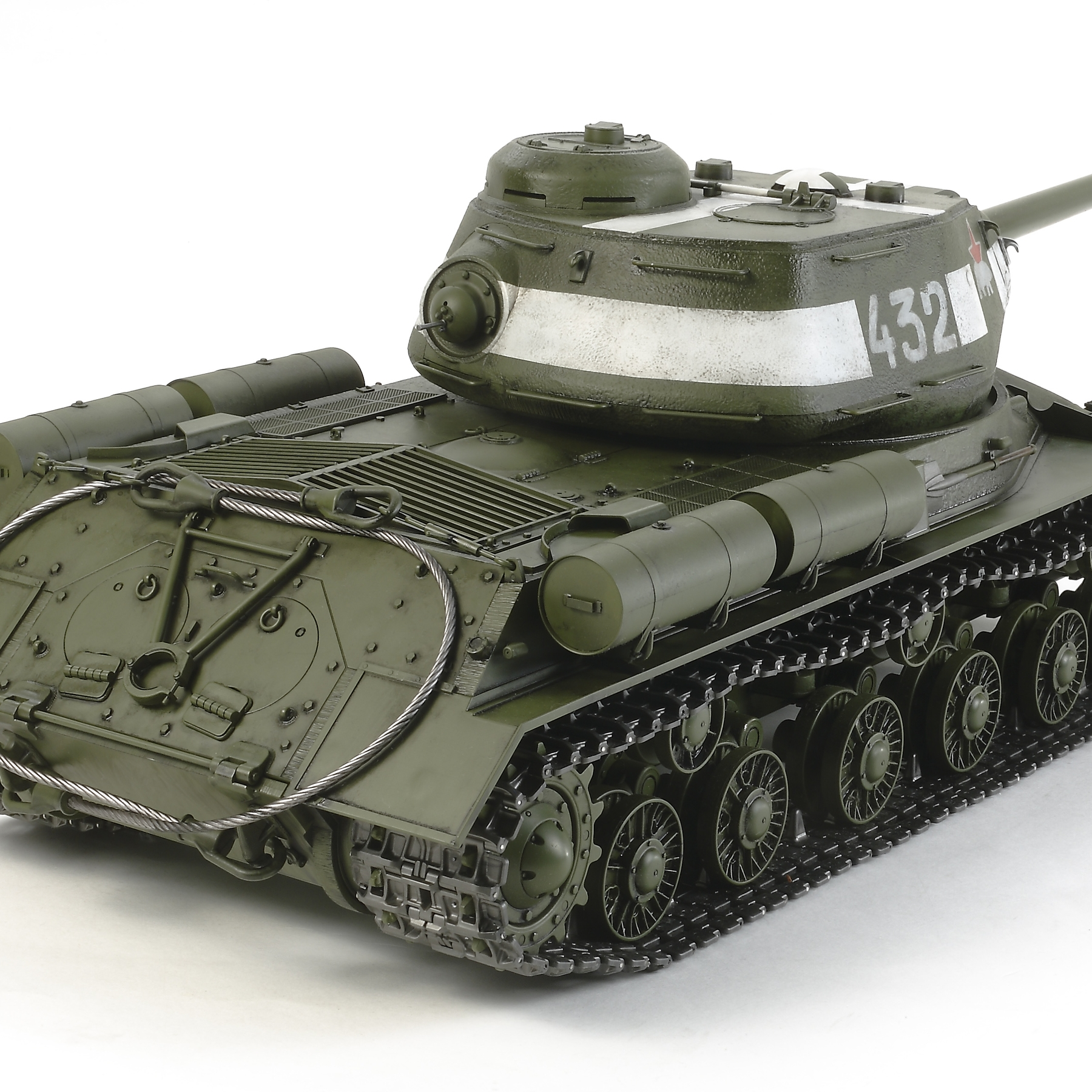 Rc Russian Heavy Tank Js-2
