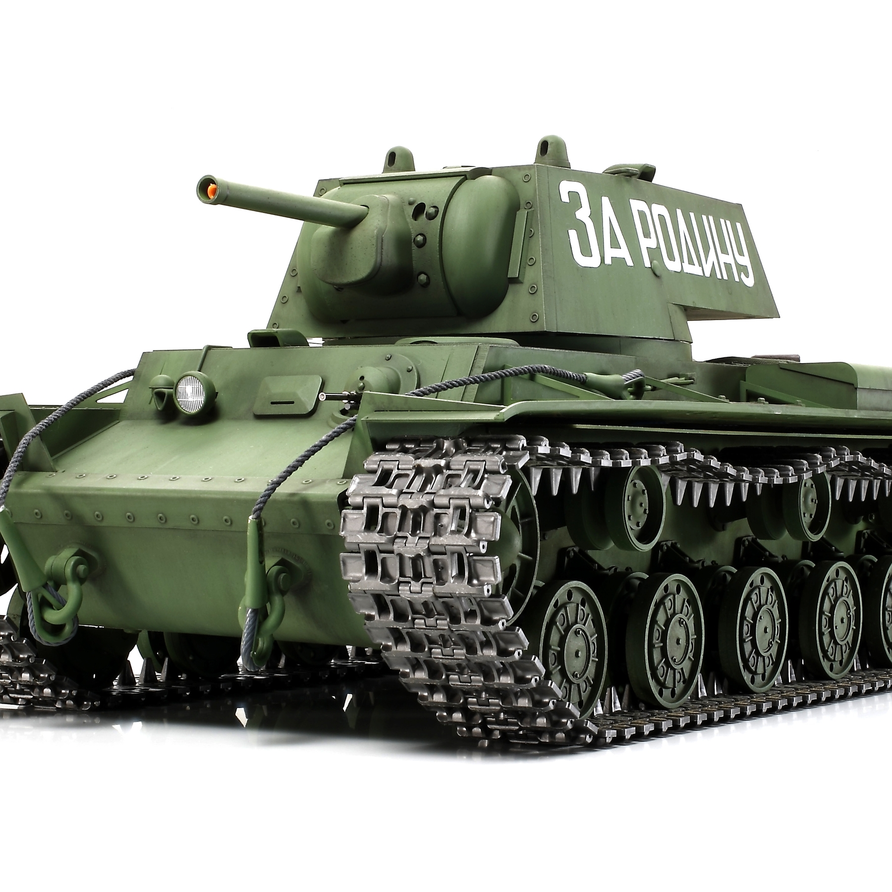 Rc Russian Heavy Tank Kv-1