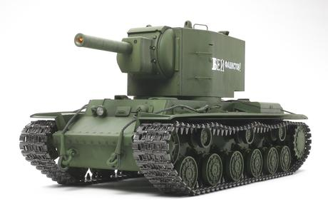 Rc Russian Heavy Tank Kv-2