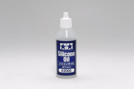 Rc Silicone Oil #2000