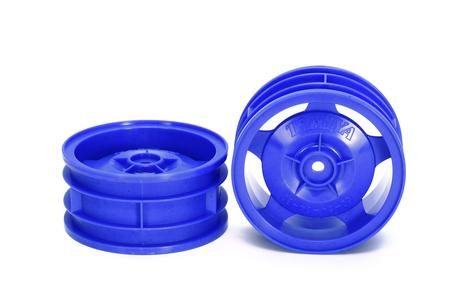 Rc Star-Dish Wheels (Blue)