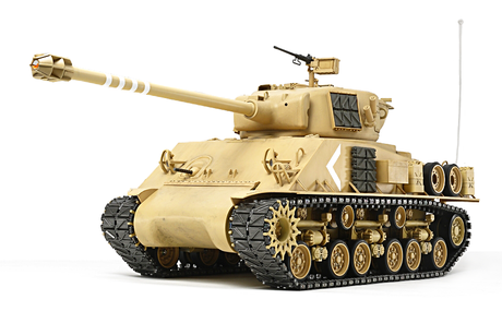 Rc Super Sherman