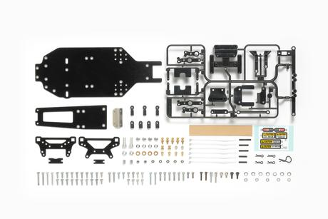 Rc Ta02 Frp Chassis Conversion