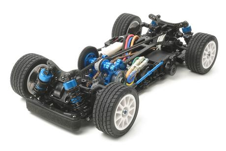 Rc Ta05 M-Four Chassis Kit