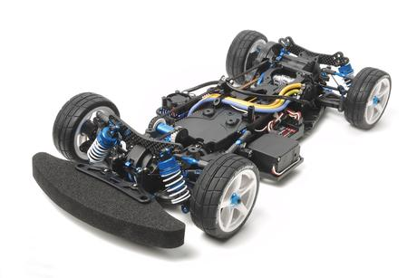 Rc Ta06-R Chassis Kit