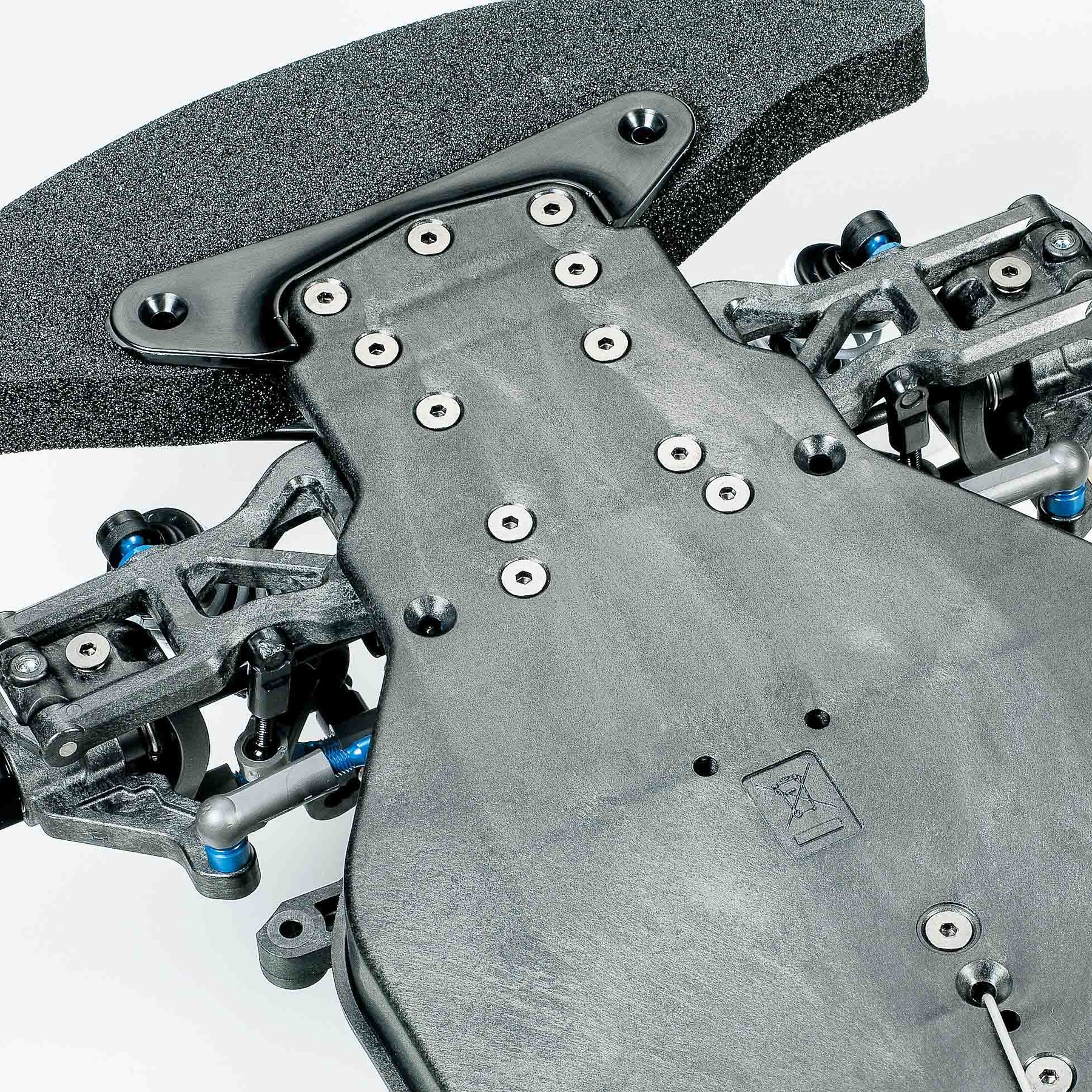 Rc Tb-04R Chassis Kit