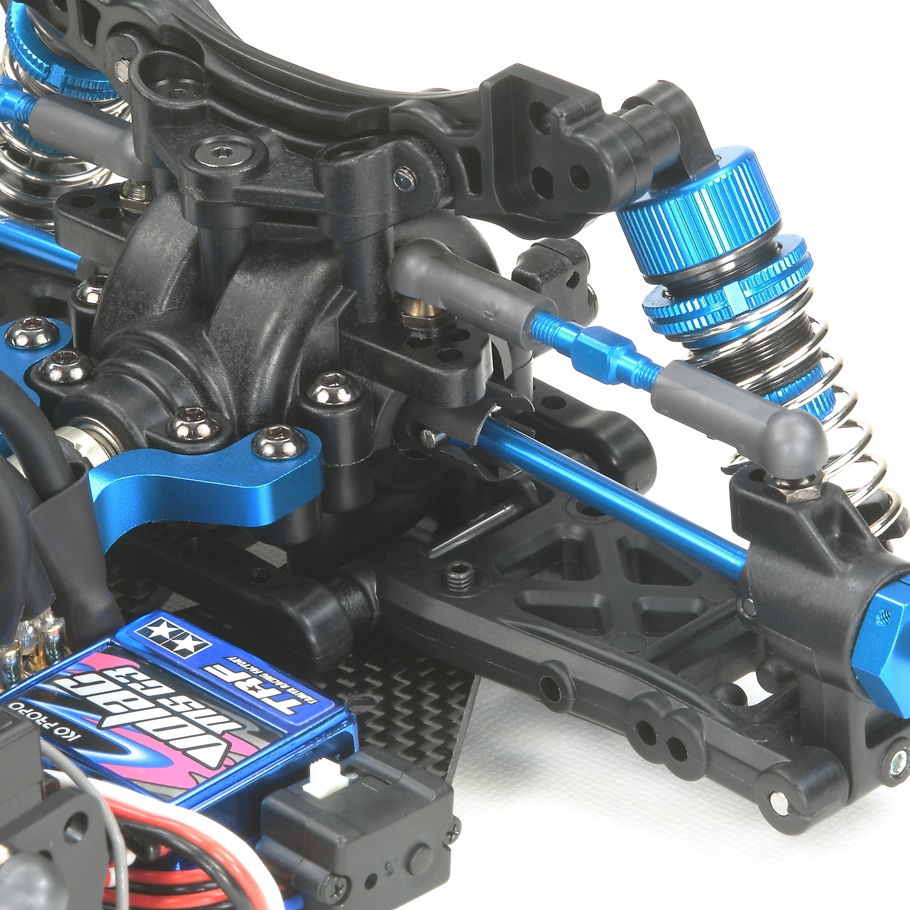 Rc Tb03Vds Chassis Kit