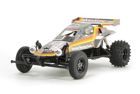 Rc The Hornet Black Metallic