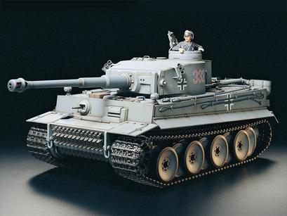 Rc Tiger I Dmd/Mf01 Accessory