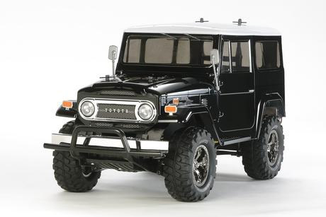 Rc Toyota Land Cruiser 40