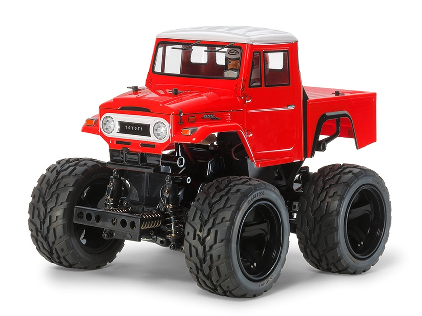 Rc Toyota Land Cruiser 40 P/Up