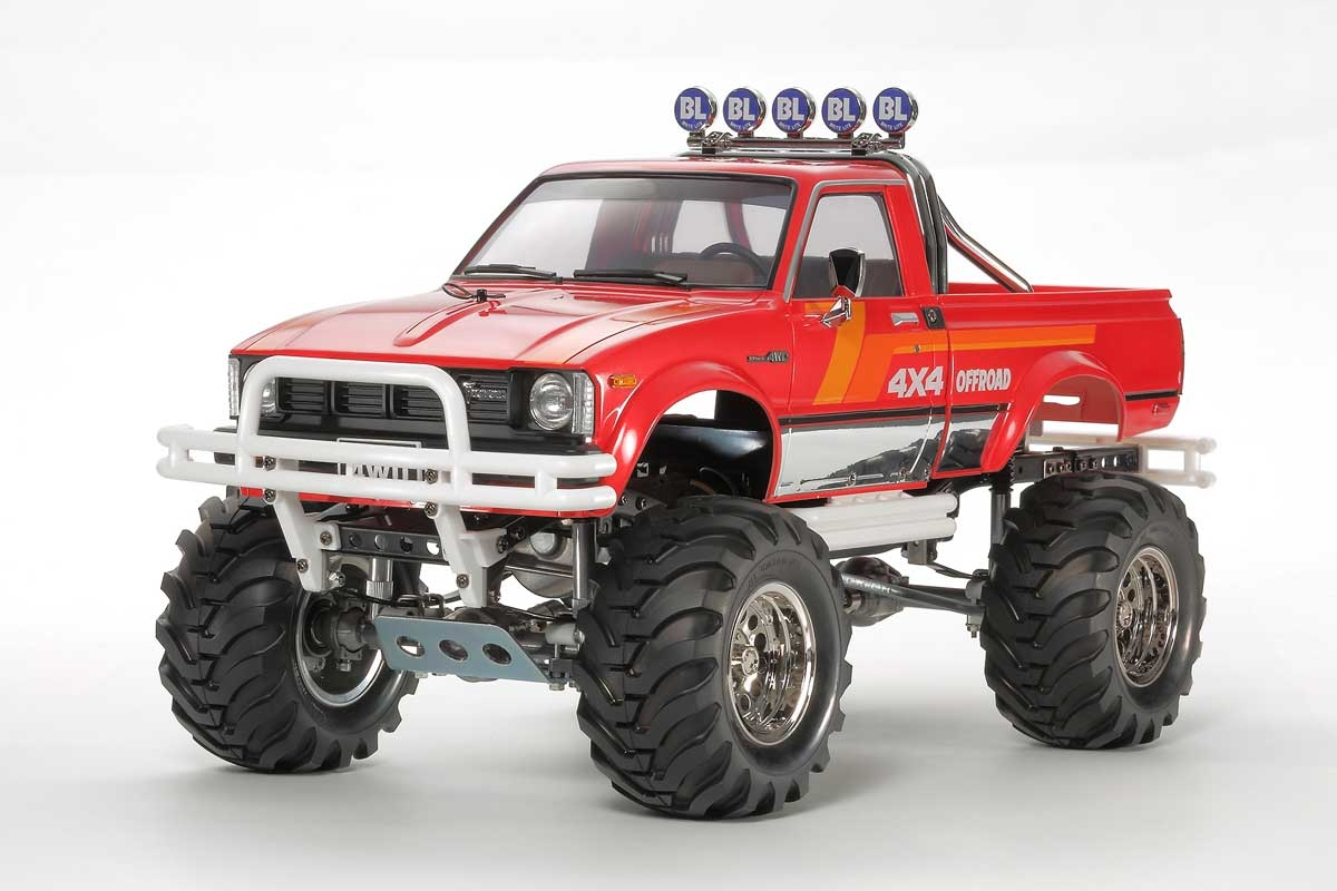 Rc Toyota Mountain Rider