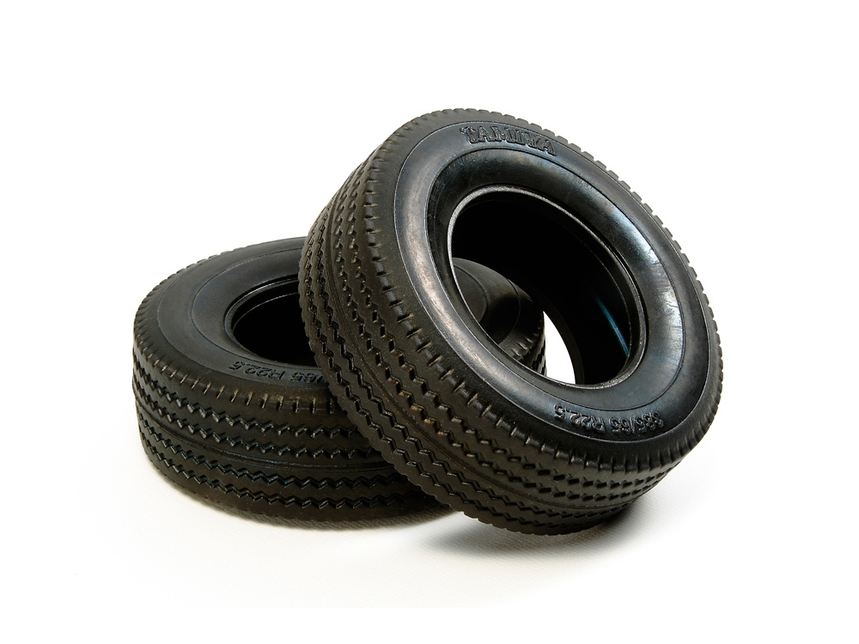 Rc Tractor Truck Tires (2Pcs)