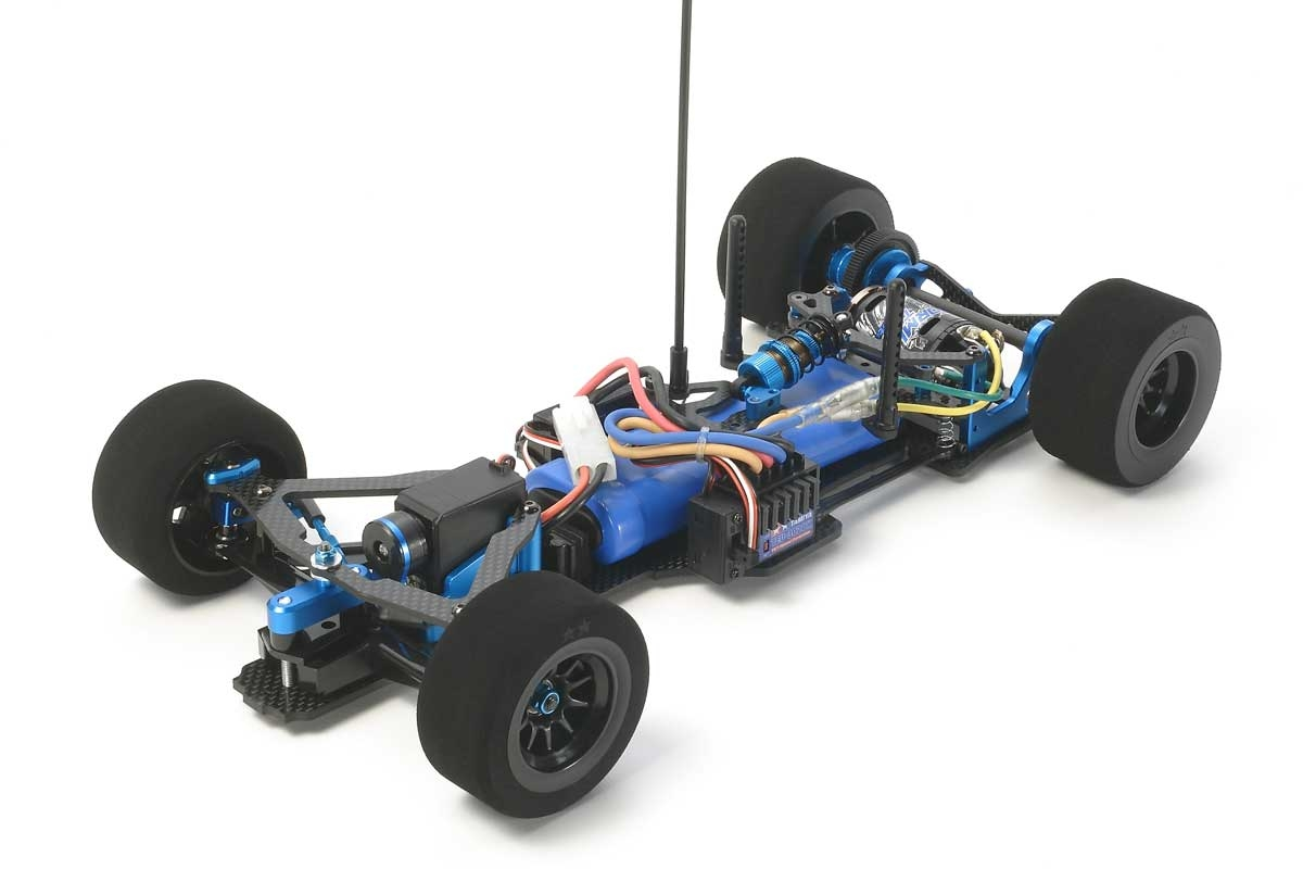 Rc Trf101 Chassis Kit