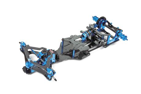 Rc Trf101W Chassis Kit