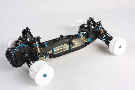 Rc Trf201 Xr Chassis Kit